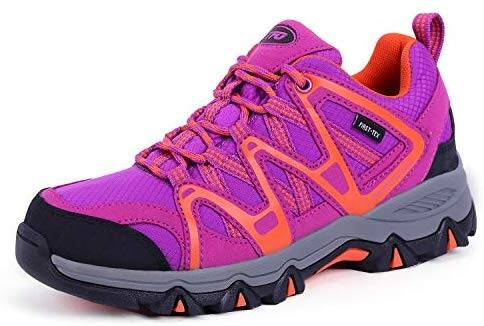 TFO Women's Lightweight Breathable Non-Slip Hiking Running Shoe Athletic Outdoor Walking Trekking Sneaker