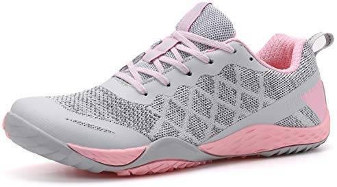 WHITIN Women's Trail Runner | Barefoot & Minimalist Shoe | Zero Drop Sole