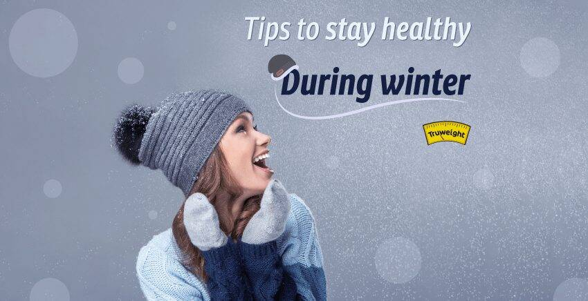 Winter Is Here… Here Are Some Tips To Stay Healthy!