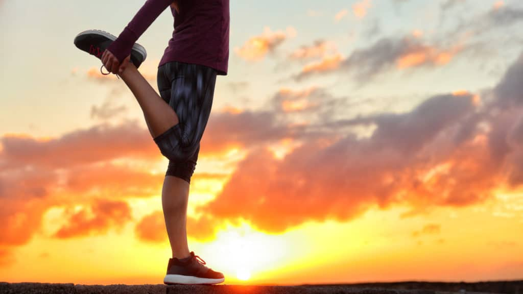 Why You Shouldn't Stretch Before You Run - Women's Running