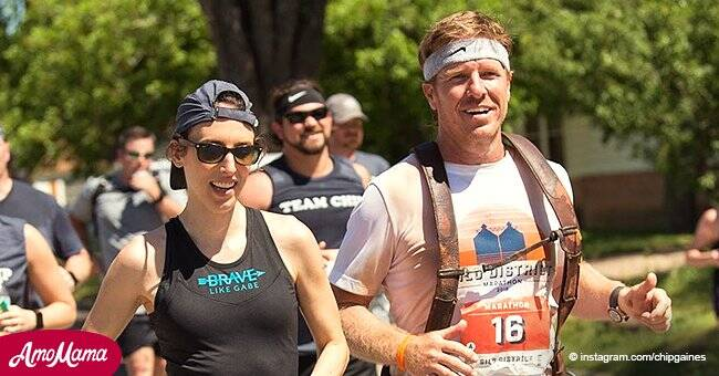 See Chip Gaines' Emotional Tribute to His Late Marathon Trainer Gabe Grunewald