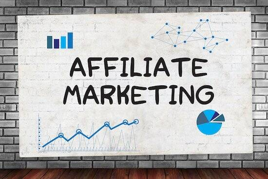 Step by step in affiliate marketing