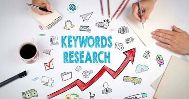 Keywords Research Concept - How to Choose Your Niche?