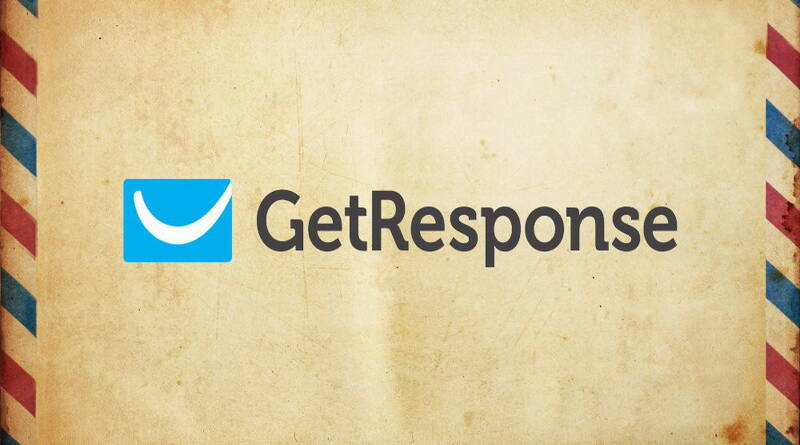 GetResponse Vintage letter - GetResponse Review for 2019